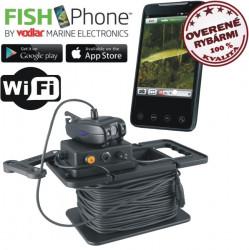 Vexilar Podvodná kamera Fish Fone WIFI FP100