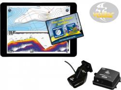 VEXILAR, dvojlúčový WIFI sonar na loď