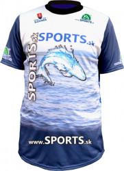 Sports krátke športové tričko - DRES