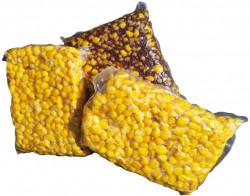 Kukurica ochutená, fermentovaná, varená vákuovaná