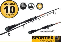 SPORTEX rybársky prút - BLACK PEARL