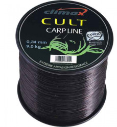 CULT Carpline black 1200m - CLIMAX silon