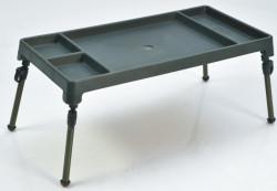 Rybársky stolík do bivaku, Tandem Baits, plastový