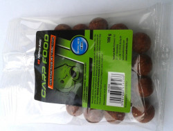 Carp Food Boilies 18mm/100g Čierny Halibut