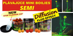 Super Feed Diffusion Mini Boilies pop-up, 12mm, 35g