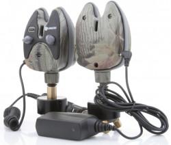 Akciový set elektronických signalizátorov s nabíjačkami