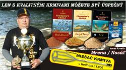 AKCIA Browning - zmes krmív MRENA / NOSÁĽ