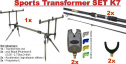 Akcia - Transformer stojan set K7