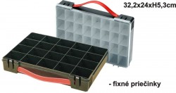 Plastový box na príslušenstvo 32,2x24x5,3cm