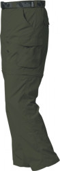 Geoff Anderson nohavice, ZIP ZONE, f. zelená