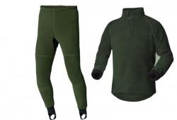 SET-Geoff spodné prádlo THERMAL Pro rosin green