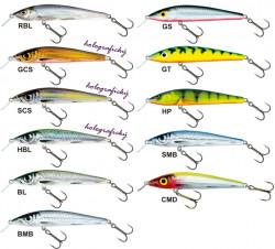 Salmo rybárske voblery Sting S6SP