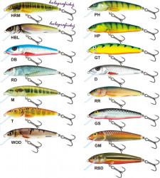 Salmo rybárske voblery Minnow M5F T