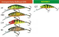 Salmo rybárske voblery Bullhead BD8SDR BD