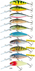 Salmo rybárske voblery Perch PH8SDR PH