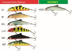 Salmo rybárske voblery Skinner SK12F
