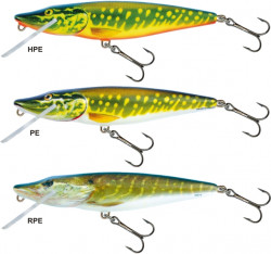 Salmo rybárske voblery Pike PE13JDR PE