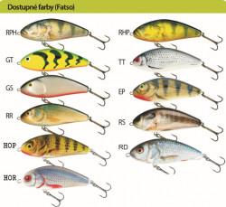 Salmo rybárske voblery Fatso F10S RR
