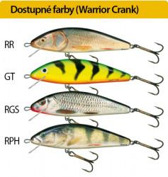 Salmo rybárske voblery Warrior Crank WC15F