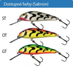 Salmo rybárske voblery  Salmon IS8S (potápavý) ST