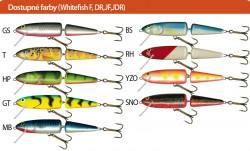 Salmo rybárske voblery Whitefish SW13JDR
