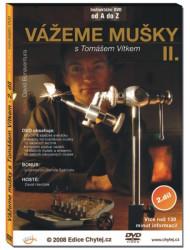 DVD Viažeme mušky  II. s Tomášem Vítkem