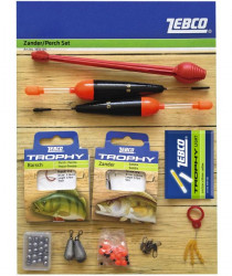 Rybársky set Zander/Perch Set, 80ks