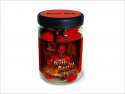 Boilies Dirty Devil Neon Pop Up, pr. 16+20mm/75g + Dip