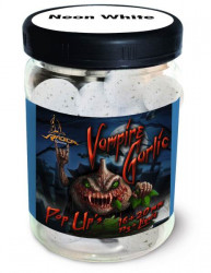 Boilies Vampire Garlic Neon Pop Up, pr. 16+20mm/75g+Dip