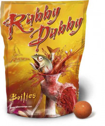 Boilies Radical Rubby Dubby, pr. 16mm, 1kg