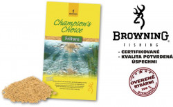 Krmivo Browning Champions Choice 1kg Friture