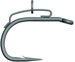 Mustad - háčik kaprový - Wide Gap 4,8 titan - 5ks
