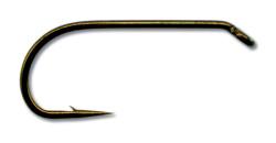 Háčik Mustad R30NP-BR Fly Hook Dry Fine veľ. 10, 25ks