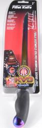 Nôž filetovací Mustad KVD-BSJ7T Fillet Knive 17,5cm