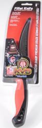 Nôž filetovací Mustad KVD-DLBK6 Fillet Knive 15cm