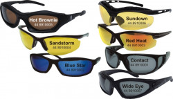 Okuliare slnečné, polarizačné Contact