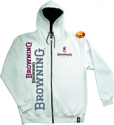 Bunda-mikina Sweat Jacket, veľ. M
