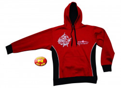 Bunda s kapucňou Quantum Hooded-Sweatshirt, M