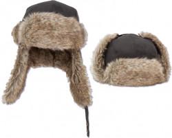 Zebco čiapka Fur Hat, f. čierna