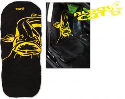 Atopoťah pre rybára s logom sumca - Black Cat