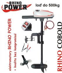 Elektrický motor RHINO Cobold, váha 2,45kg