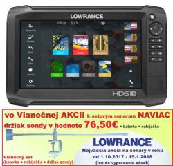Sonar LOWRANCE HDS-9 Carbon