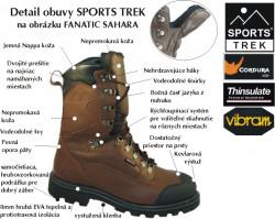Sportstrek obuv  FANATIC