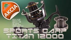 Kaprársky navijak TITAN 12000