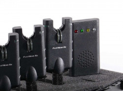 Set signalizátorov s priposluchom FlatHead Xs
