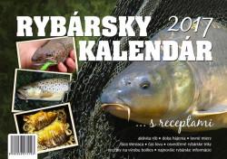 Rybársky kalendár s receptami na rok 2017