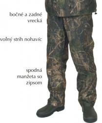 Abastar nohavice maskáč (CAMOU) L