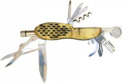 multifunkčný vreckový nožík CAMOU 88 8741000