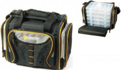 Albastar taška na prívlač + 5x krabička, 38x27x25cm