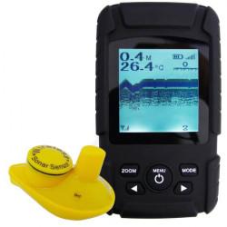 Bezdrôtový nahadzovací sonar, dosah do 180m